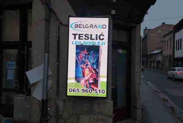 BELGRAND City Light Sarajevo