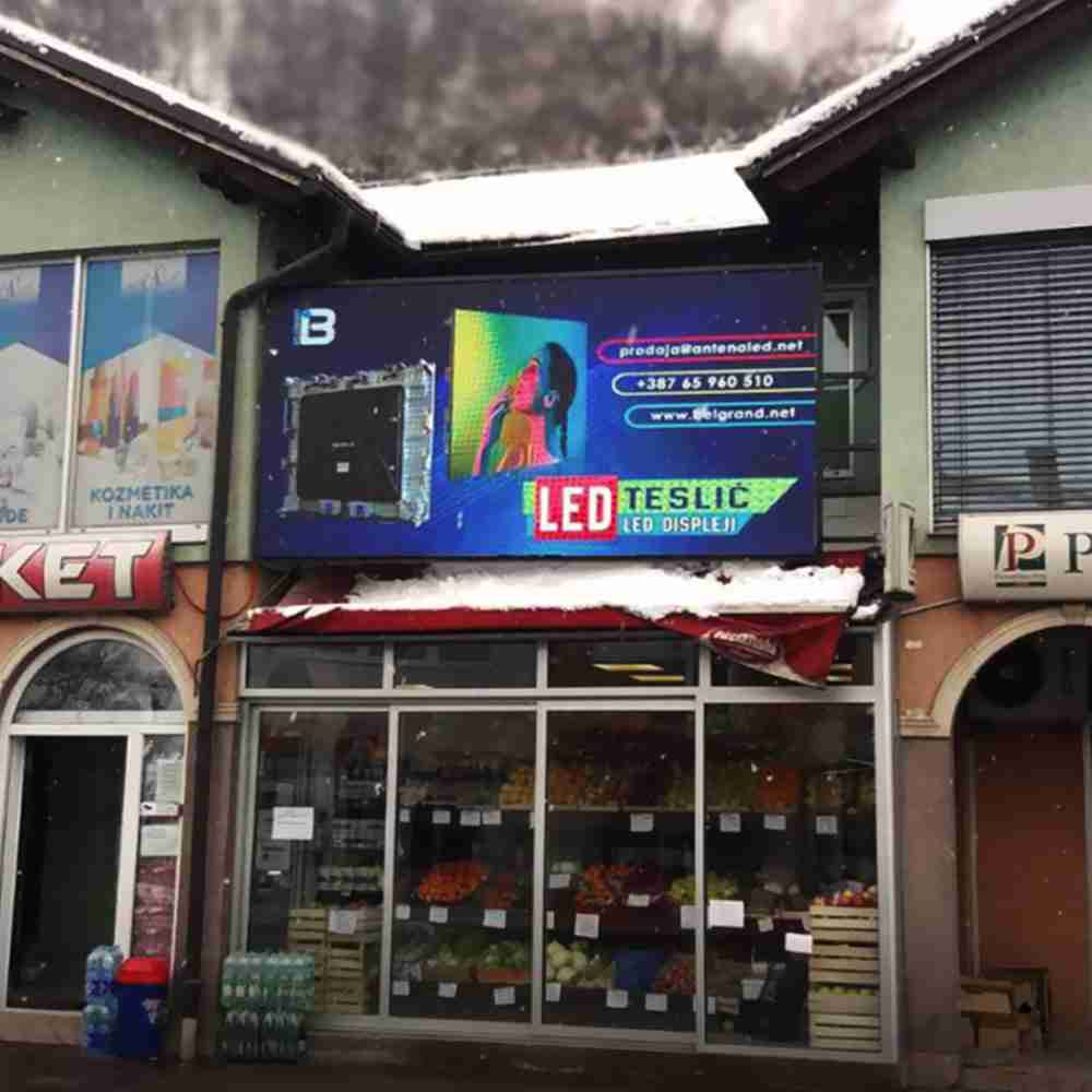 Belgrand-led-displej-ugradnja-Sarajevo-2