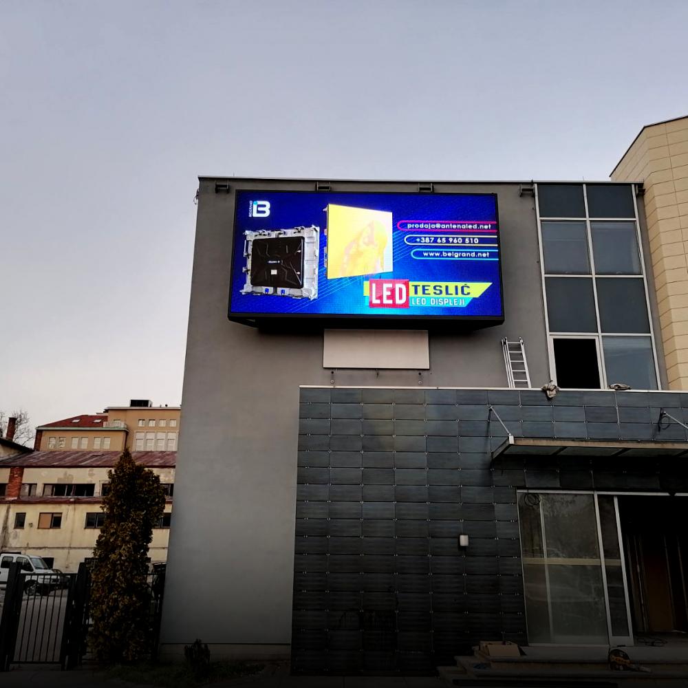 P6.6 6x3 Beograd