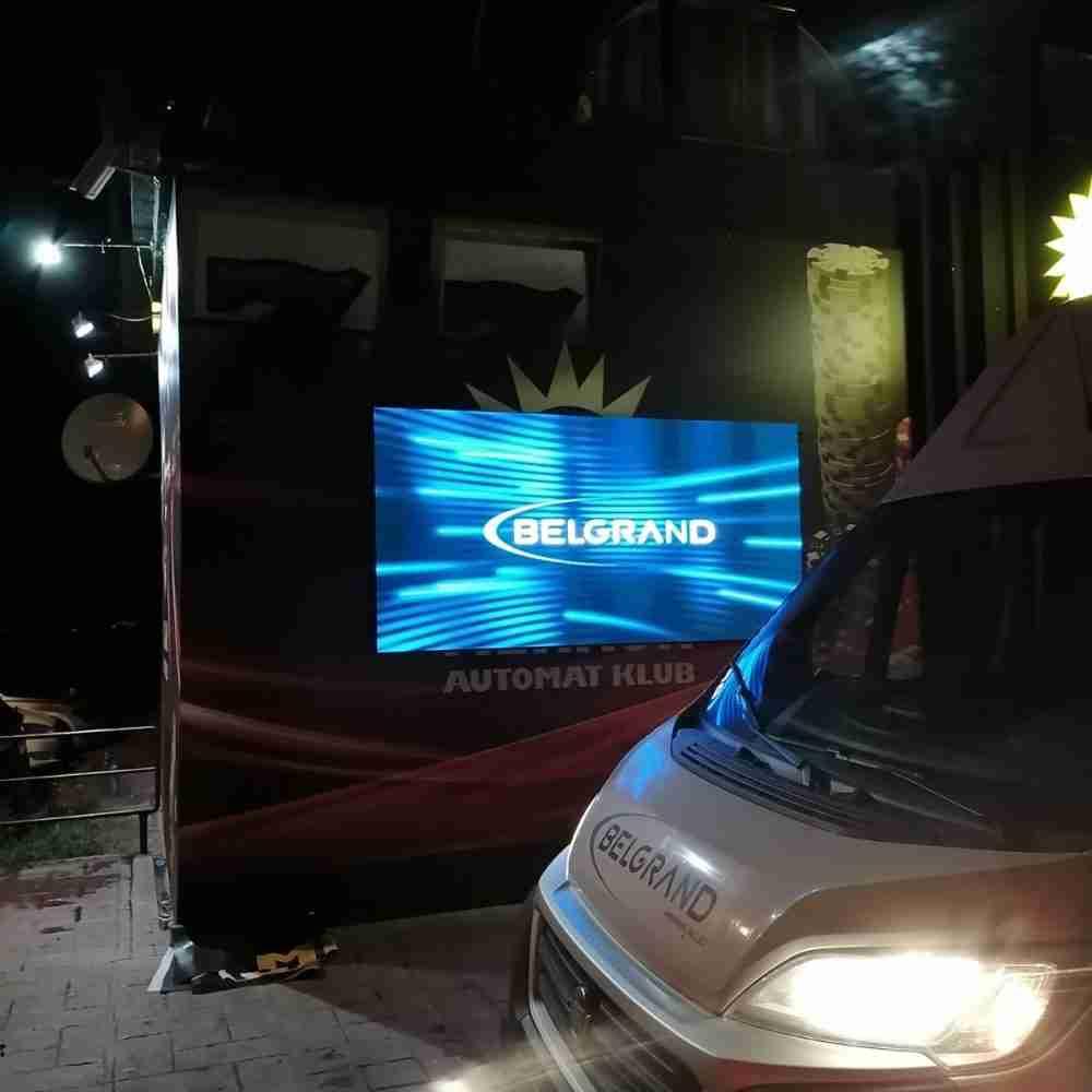 BELGRAND P5 Beograd